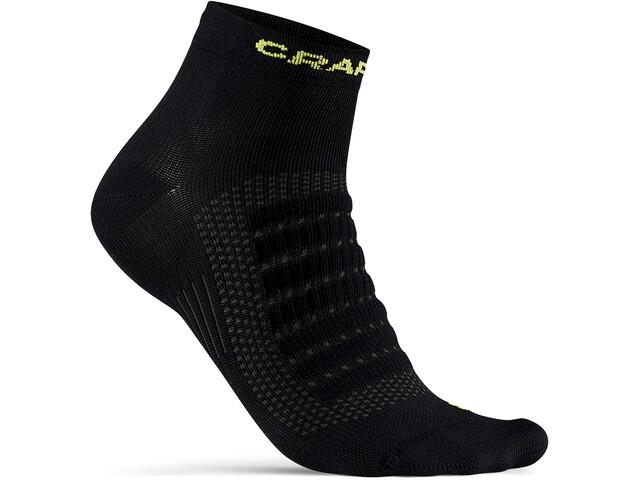 Craft ADV Dry Mid Socks, black